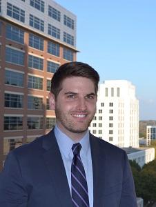 Headshot of W. Justin Moore